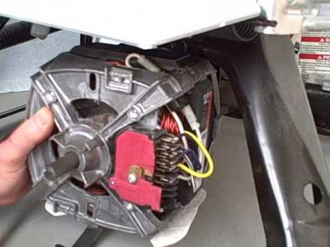 Direct drive washing machine repair video tutorial watch for Washing machine motor repair