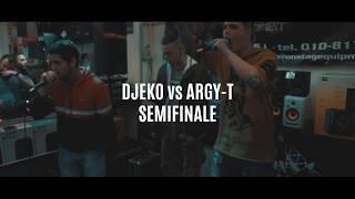 DJEKO vs ARGY-T  SEMIFINALE #ELRINCON 15-04-2018