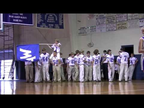 Wilcox Academy Pep Rally