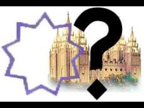 Mormonism and the Baha