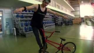 """Basic"" - school of bmx flatland: 5 first trick"