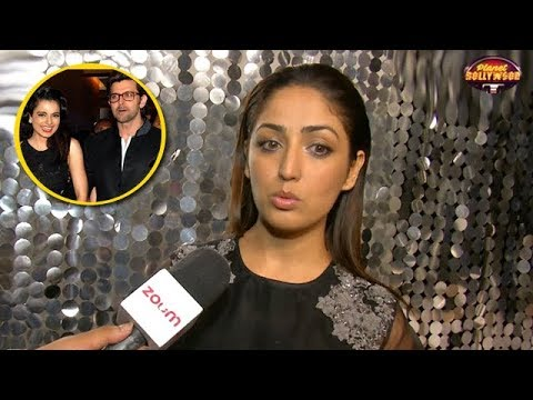 Yami Gautam Supports Hrithik Roshan On Kangana Ranaut's Controversy | Bollywood News