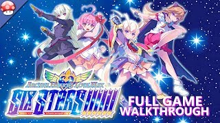 Arcana Heart 3 LOVE MAX SIX STARS Gameplay Walkthrough FULL GAME (PC HD)