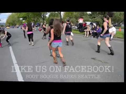 """Wobble """"Country Style"""" Line Dance"""