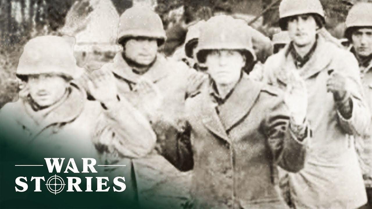 What Was It Like For Captured US Soldiers In WWII? #Shorts