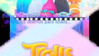 Show de Trolls ,Poppy D.F. Fiestas Infantiles.5542236050 Franny Shows