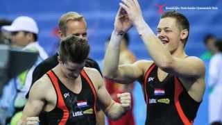 Gymsport TV - WK turnen 2014 Nanning - terugblik op kwalificatie heren