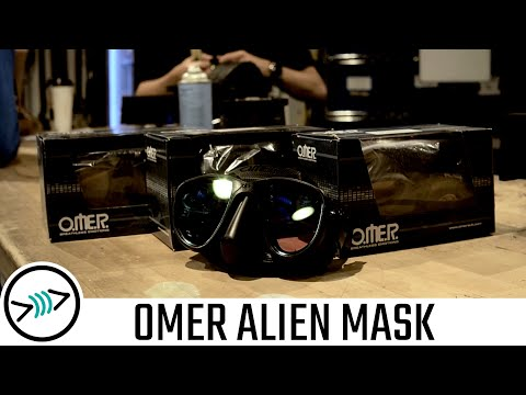 Omer Alien Mask - Product Review