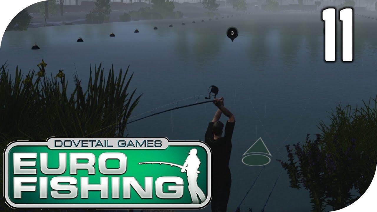 Dovetail games euro fishing 11 st john 39 s cup let 39 s for John s pass fishing