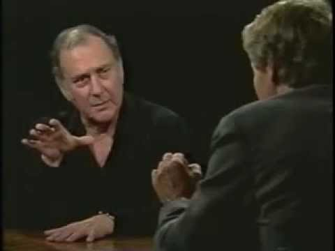 Harold Pinter on the Charlie Rose Show: July 19th 2001 (Part Two)