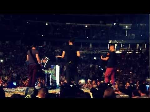 Coldplay - Amsterdam / Warning Sign (Live) HD - Chicago, IL 8/7/2012