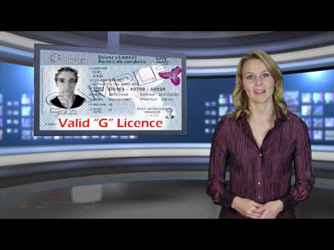 How to Get a commercial  AZ / DZ Truck licence in ontario