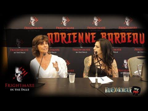 Celebrating a Legacy: Q&A with Scream Queen ADRIENNE BARBEAU  RUE MORGUE TV