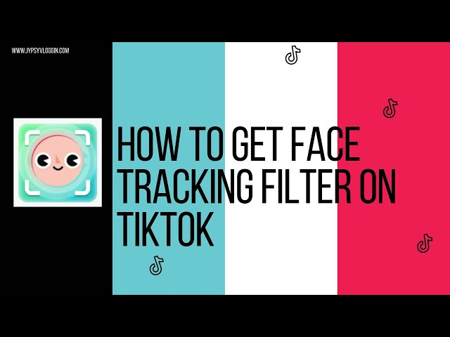How To Get Face Tracking Filter On Tiktok Youtube