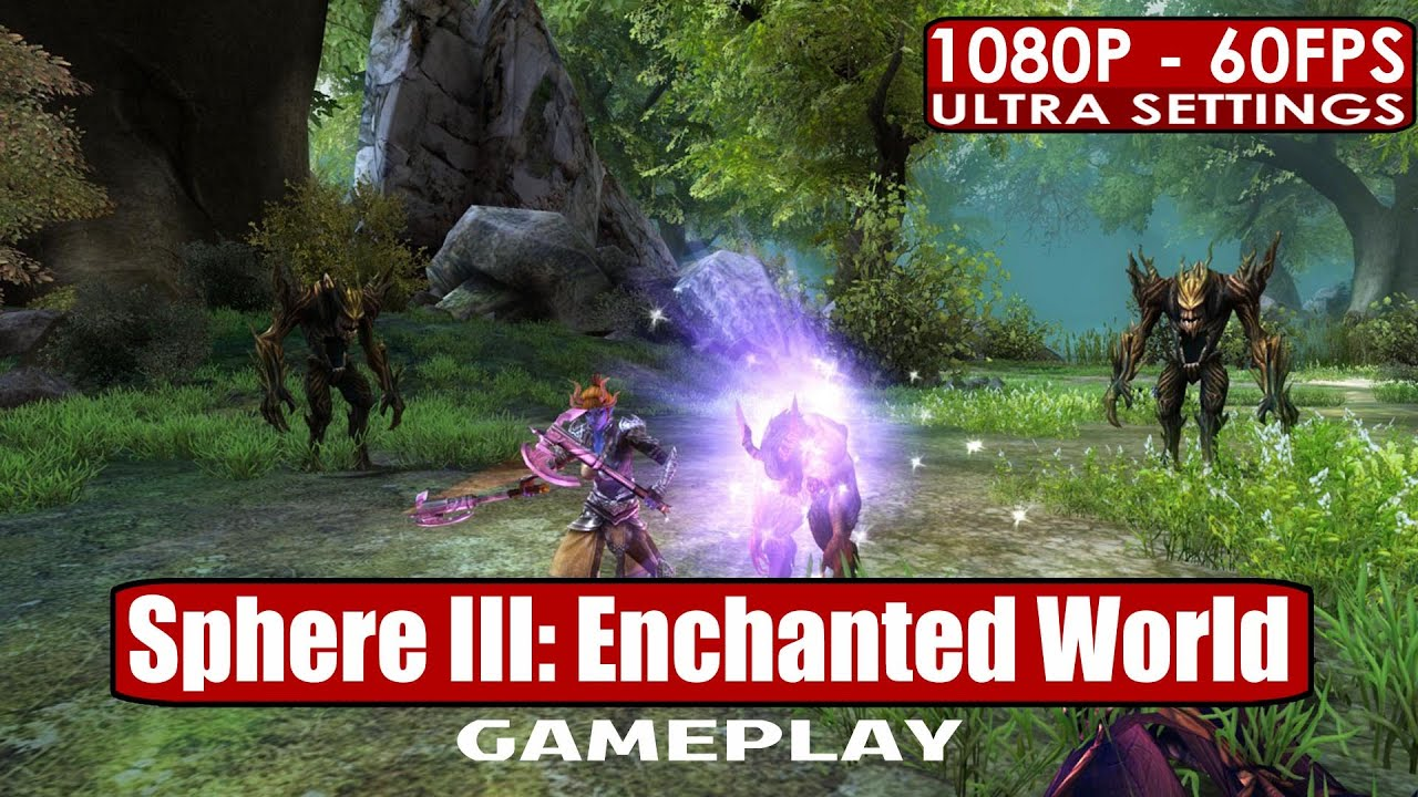 Sphere III: Enchanted World gameplay PC HD [1080p/60fps] - Free Game -  YouTube