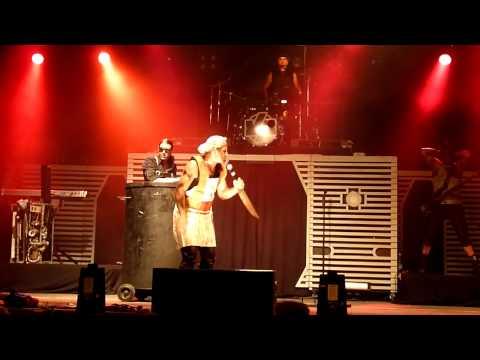 Mein Teil - Voelkerball (Rammstein Tribute) im Outbaix Musicclub
