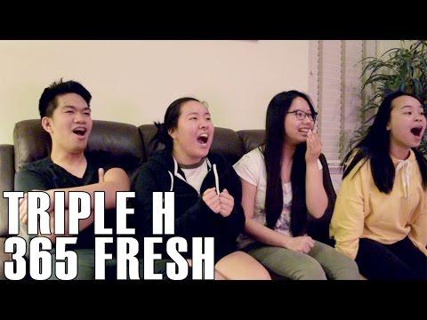 Triple H (트리플 H) - 365 Fresh (Reaction Video)