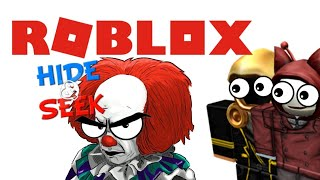 Fat Pennywise Gag! Roblox Extreme Hide & Seek Funny moment