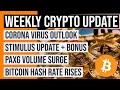 Facebook's 'Globalcoin', CEO Backs Bitcoin, Kraken Paying In Bitcoin and DigiByte Is In The News