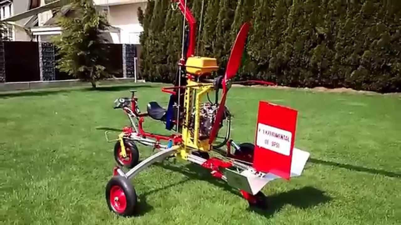 Gyrocopter HOMEMADE