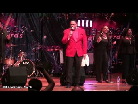 Prince of Praise Byron Cage Performs at the 2016 11th Annual Holl-Back Gospel Awards