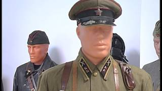видео Музей военной формы одежды