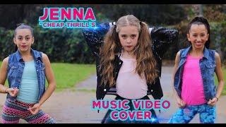 Sia- CHEAP THRILLS- Jenna Davis- Music Video Cover