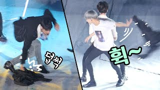 [ENG] 공연 중 빛났던 샤이니 팀워크 SHINee 's teamwork moment : Edite…