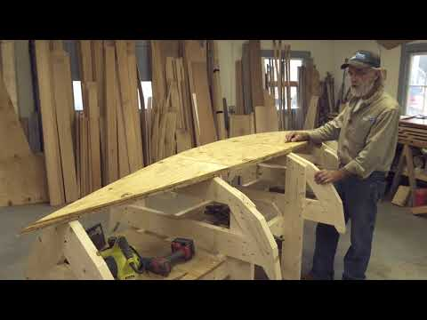 Building the TotalBoat Sport Dory: Episode 8 - The Electric Plane