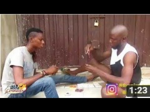 Download The evil gambler (real house of comedy) (Nigerian comedy) (laughing pills) (wicked laugh)