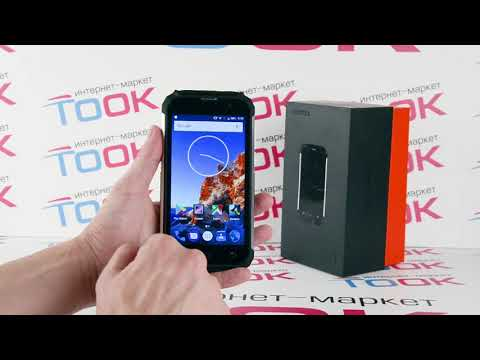 Geotel G1: Обзор защищенного телефона с очень мощной батареей | TOOK