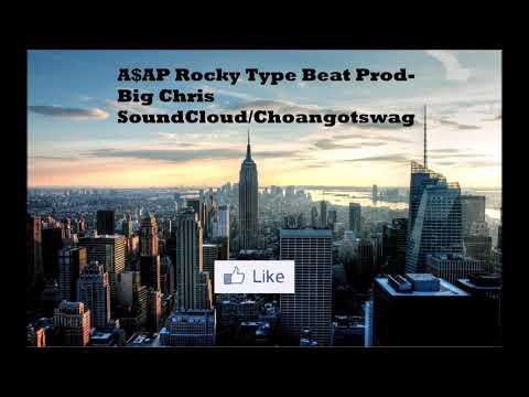 "FREE A$AP ROCKY TYPE BEAT| ""Stuck In Traffic"" |"