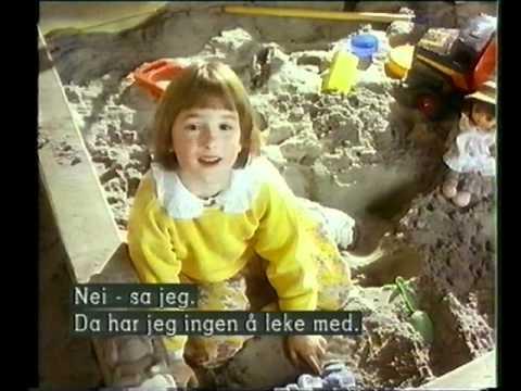 Det er dejlig å være norsk i Danmark - reklame - 1991