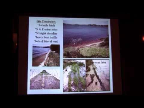Living Shorelines:  Part 6 - Chris Miller Talk (May 2013)