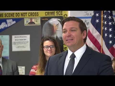 Kevin Campbell - Gov. DeSantis Eliminating Common Core In Florida Schools
