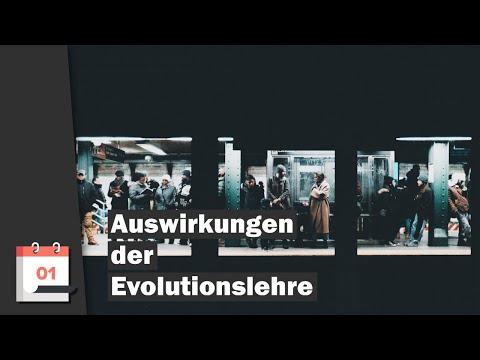 Auswirkungen der Evolutionslehre auf die Gesellschaft | Dr. Boris Schmidtgall