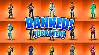 Ranking ALL 35 Legendary Fortnite Skins! (Fortnite Battle Royale All Skins Ranked)