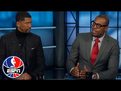 Paul Pierce on Lonzo: 'He's not even in the running for Rookie of the Year' | NBA Countdown | ESPN