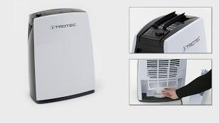 Комфорт-осушувач повітря TTK 70 E