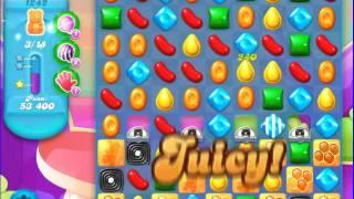 Candy Crush Saga SODA Level 1242 CE