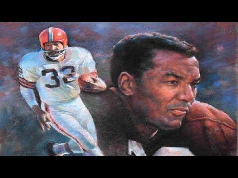 Jim Brown Highlights - A Legend