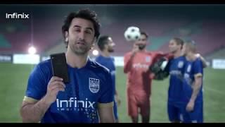 Infinix HOT S3 Video Commercial (Ft. Ranbir Kapoor)