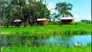 ECO PARADISE  COMPASS COUNTRY CABINS / VICTOR HARBOR SOUTH AUSTRALIA