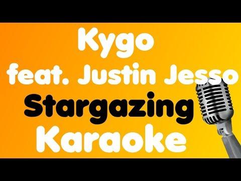 Kygo • Stargazing (feat. Justin Jesso) • Karaoke