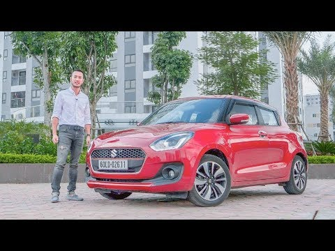 nhận xét ưu yếu điểm xe Suzuki Swift 2018 giá từ 499 triệu |XEHAY.VN|