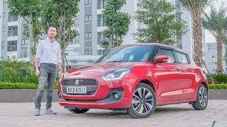 Đánh giá ưu nhược điểm xe Suzuki Swift 2018 giá từ 499 triệu |XEHAY.VN| Video