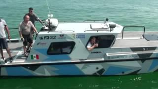 Il record di Buzzi: Montecarlo-Venezia