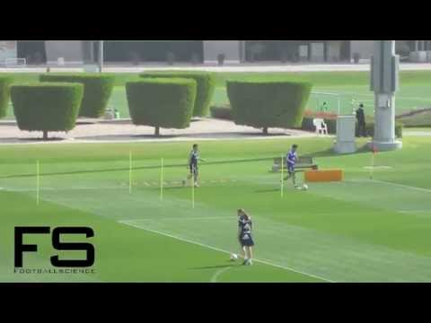 Schalke 04 Training Camp Doha 2015 - Individual Training
