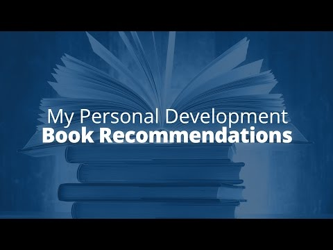 My Top Personal Development Book Recommendations