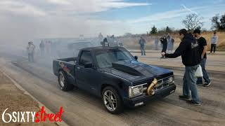 Nasty Nickle Boosted S10 vs Prime AWD Twin Turbo C10